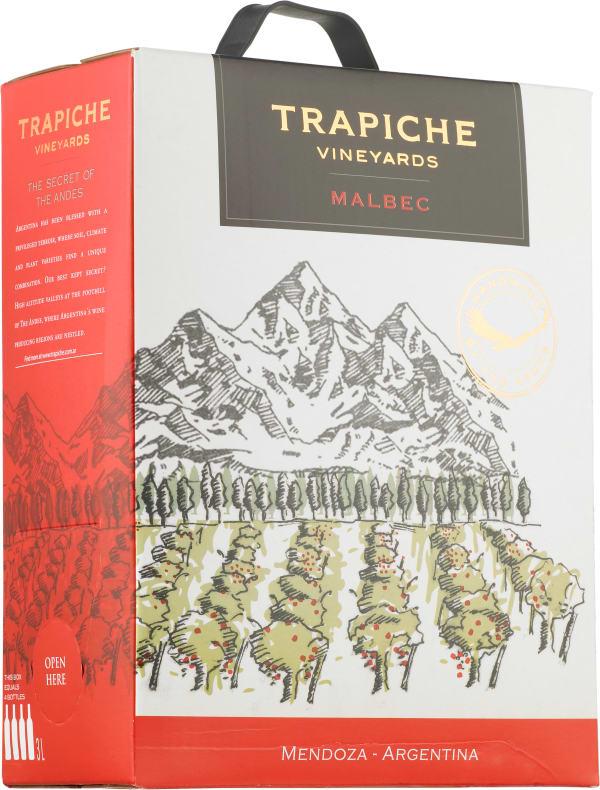 Trapiche Malbec 2016 bag-in-box