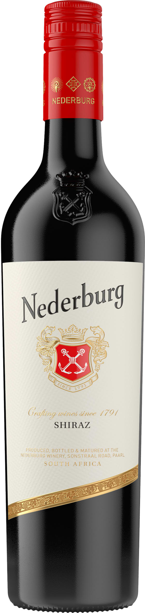 Nederburg Winemaster's Reserve Shiraz 2015