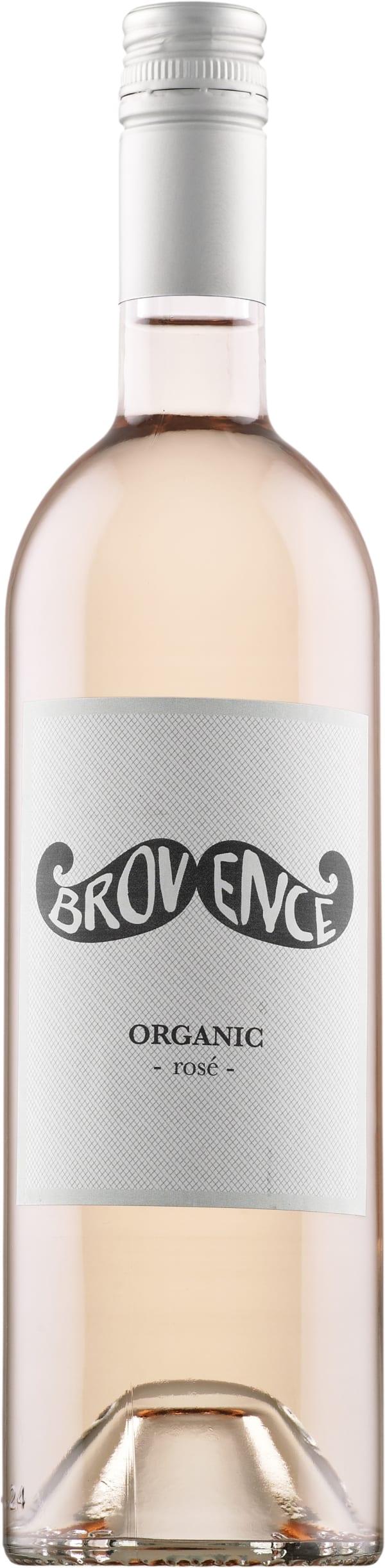 Brovence Organic Rosé 2016