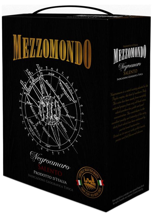 Mezzomondo Negroamaro  hanapakkaus