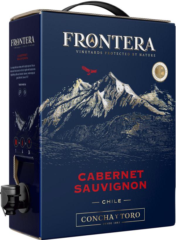 Frontera Cabernet Sauvignon 2016 bag-in-box