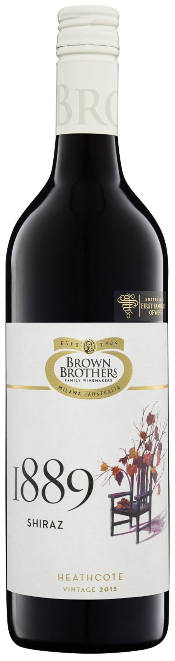 Brown Brothers Shiraz 2015