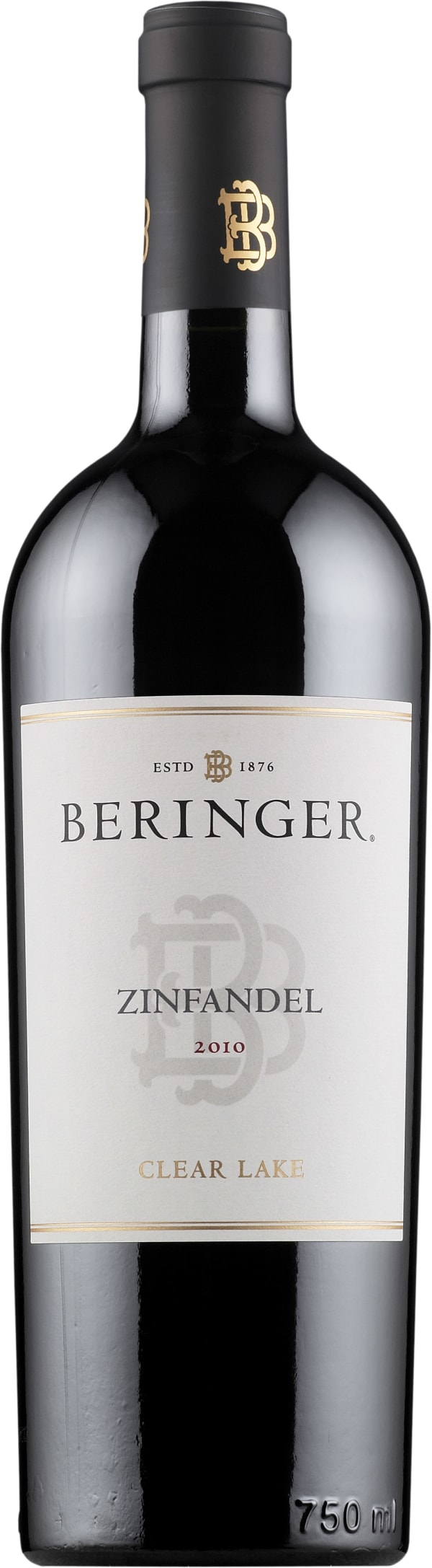 Beringer Clear Lake Zinfandel 2012