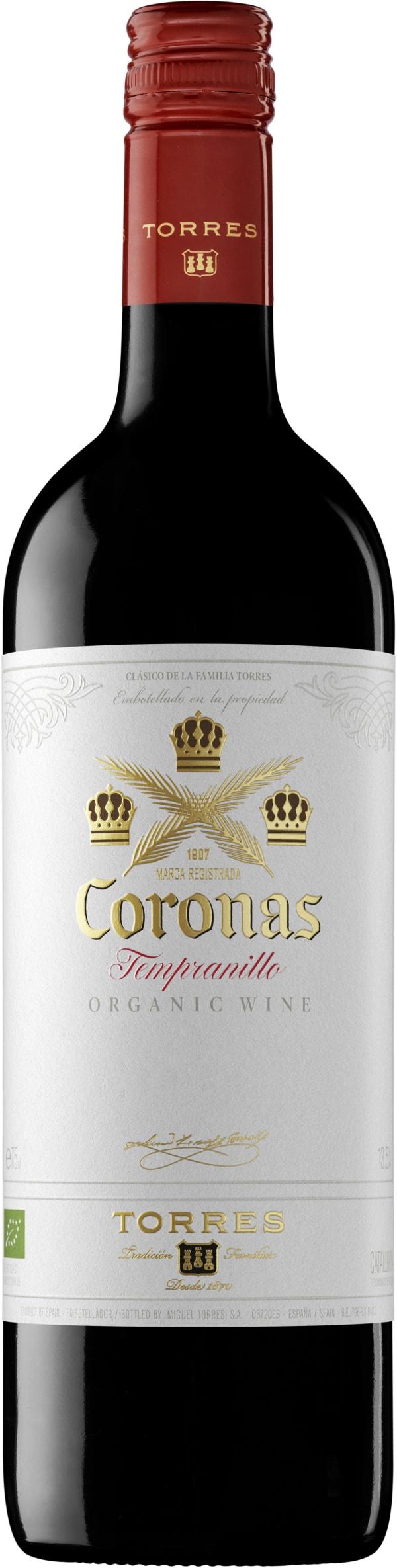 Torres Coronas Tempranillo 2014