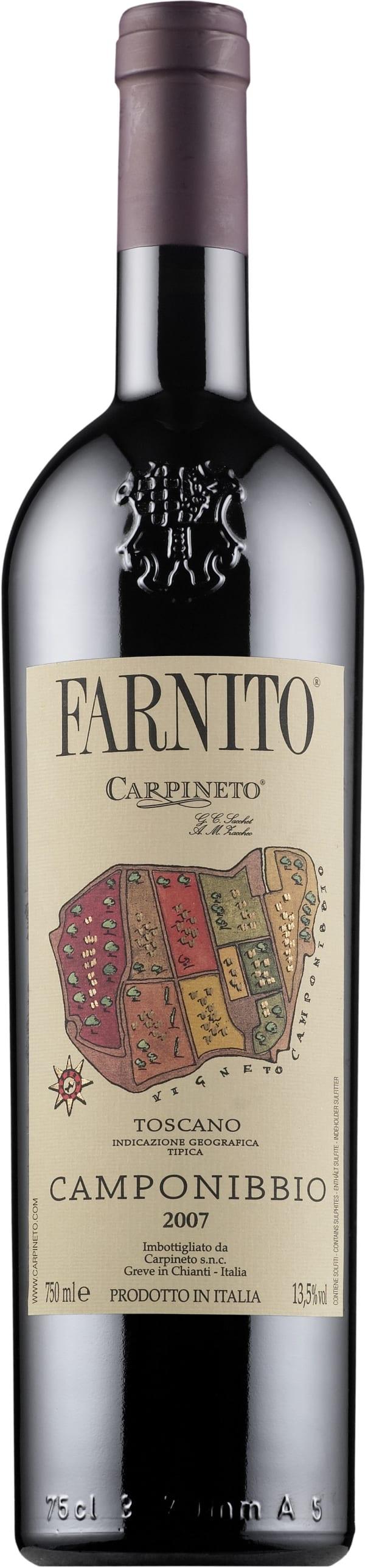 Farnito Camponibbio 2010