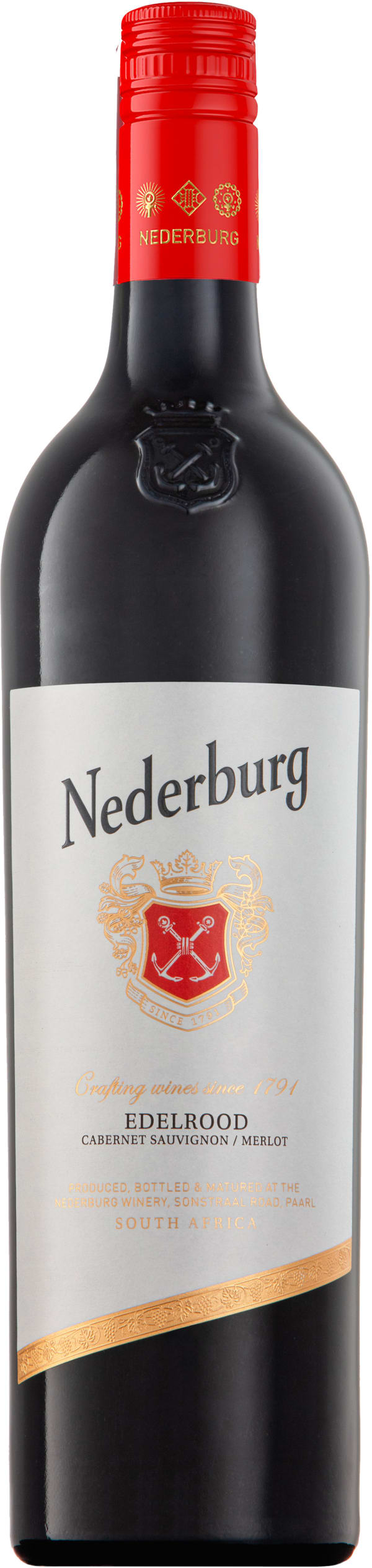 Nederburg Winemaster's Edelrood 2015