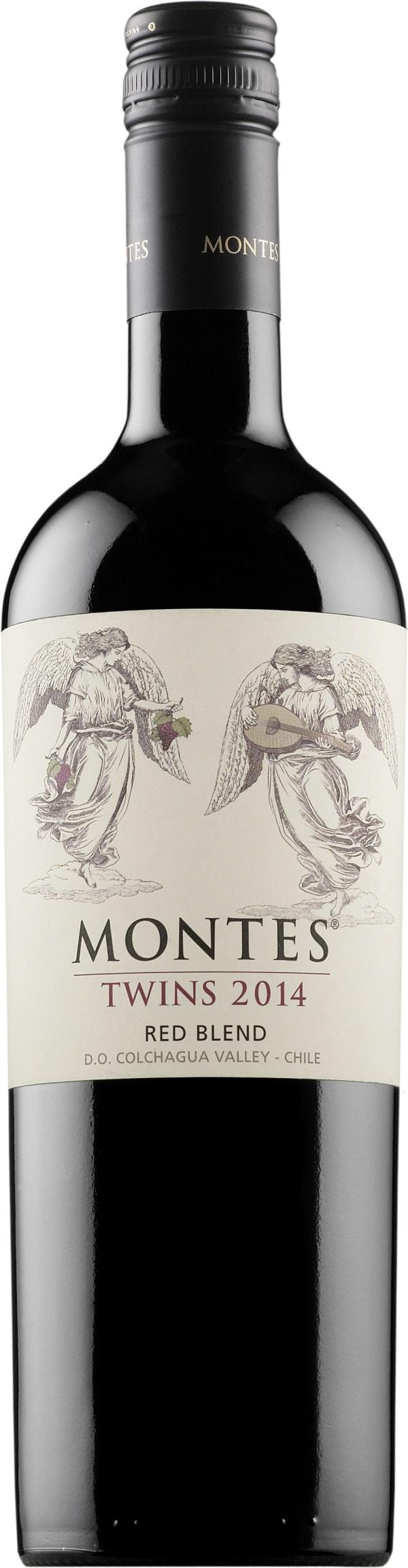 Montes Twins 2014