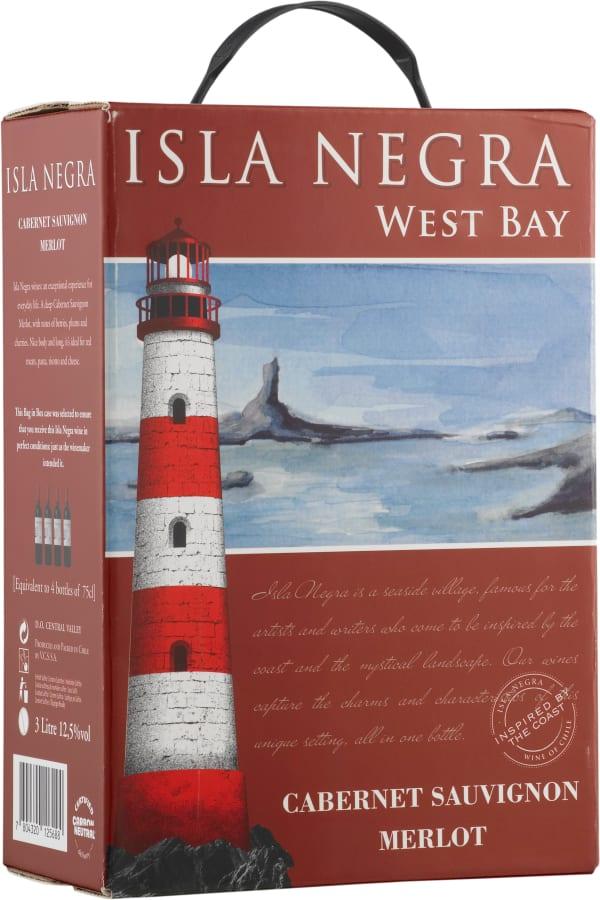 Isla Negra Cabernet Sauvignon Merlot 2015 bag-in-box