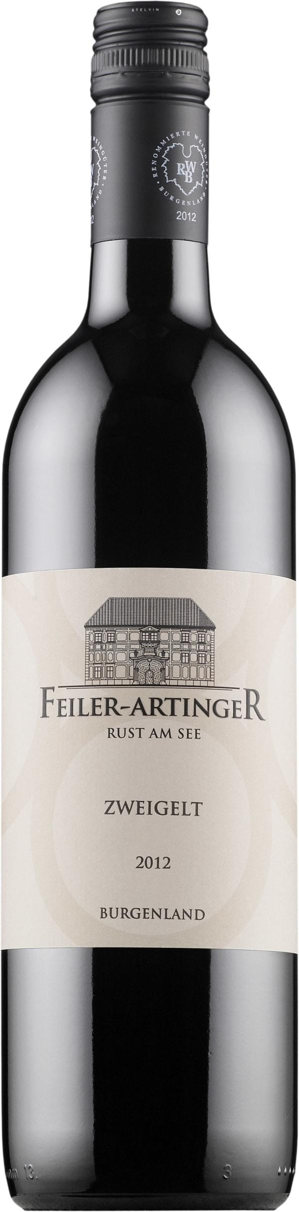 Feiler-Artinger Zweigelt 2015