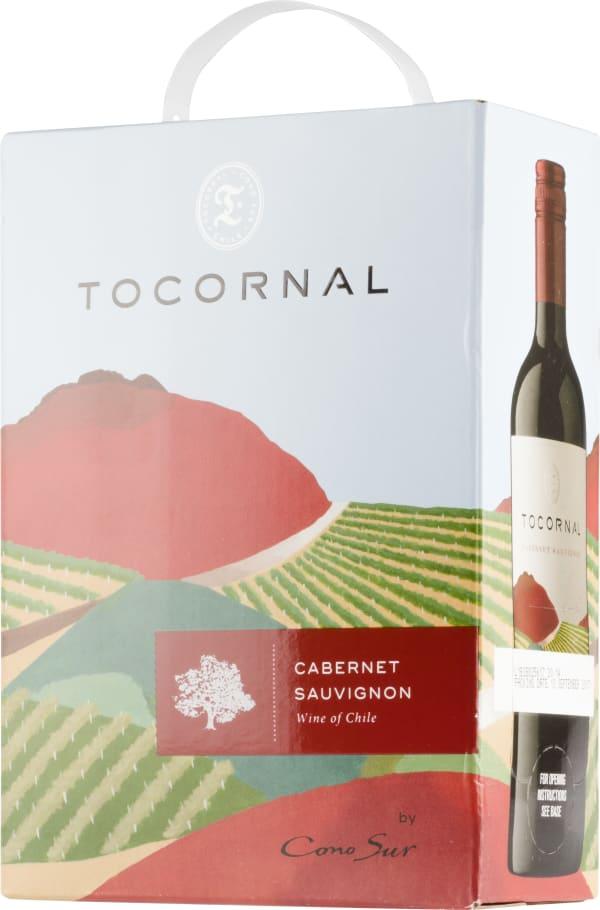 Cono Sur Tocornal Cabernet Sauvignon 2016 lådvin