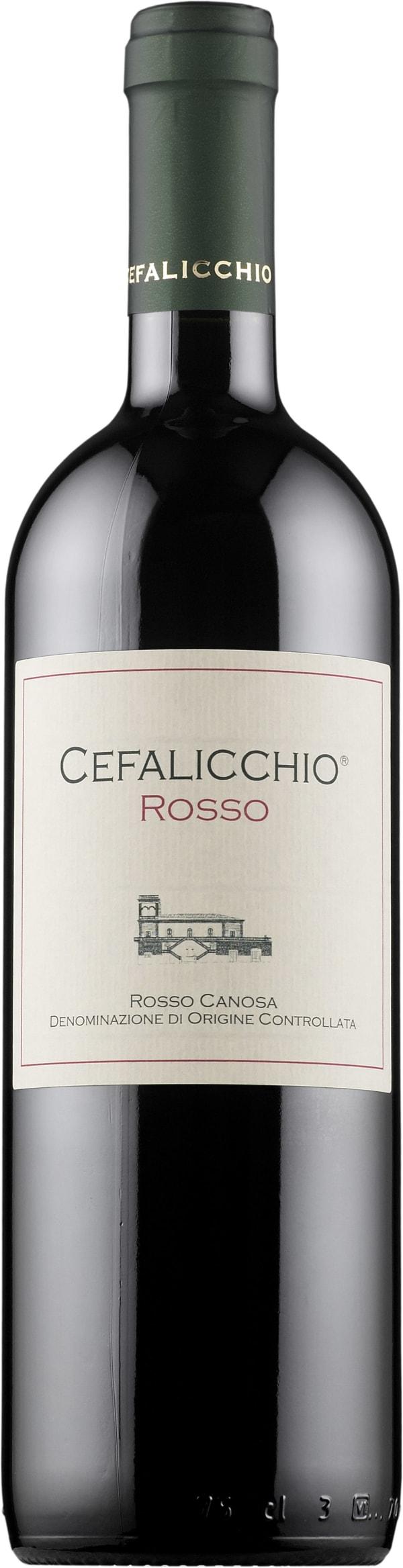 Cefalicchio Rosso 2011