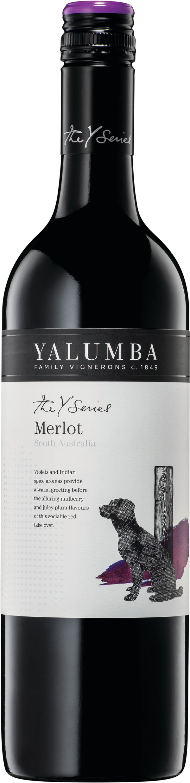 Yalumba Y Series Merlot 2016