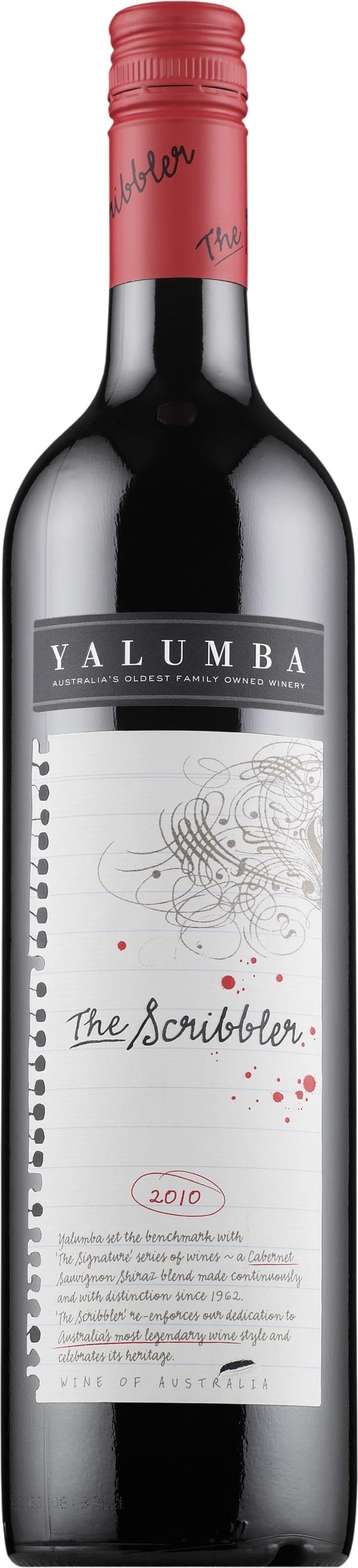 Yalumba The Scribbler 2012