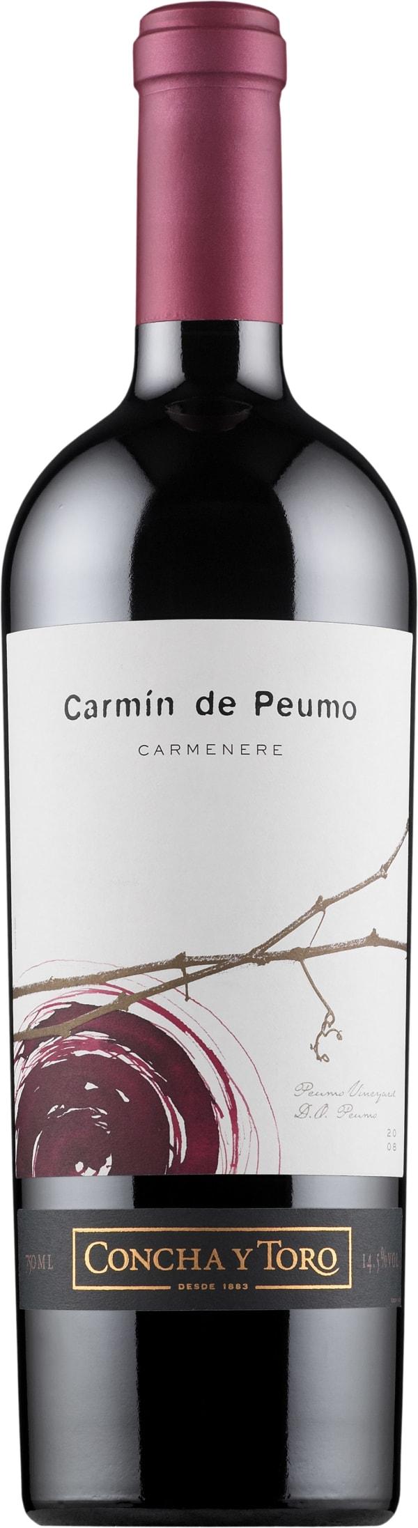Carmín de Peumo Carmenere 2008