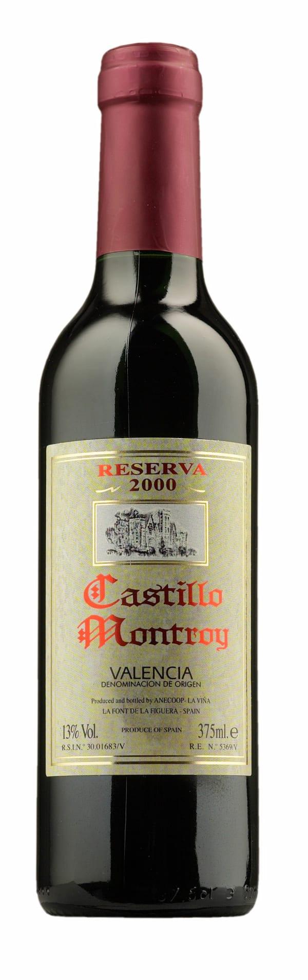Castillo Montroy Reserva 2013