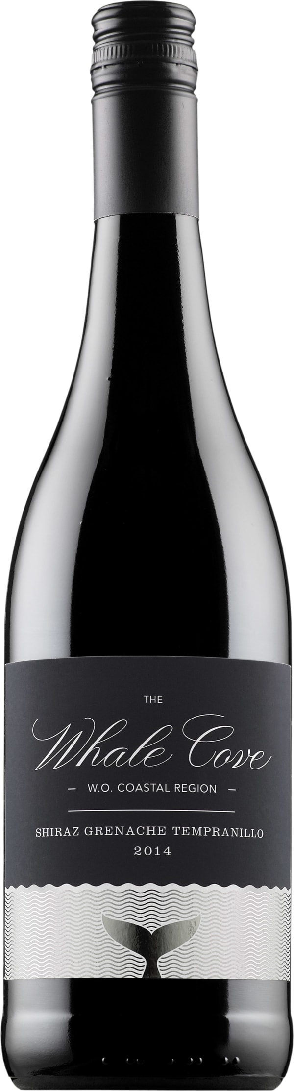 The Whale Cove Shiraz Grenache Tempranillo 2014