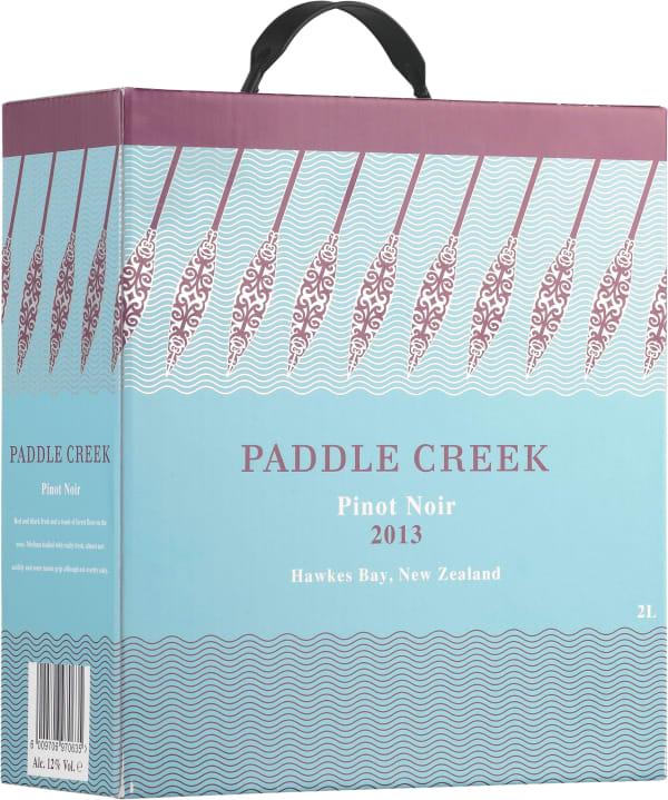 Paddle Creek Pinot Noir 2014 hanapakkaus