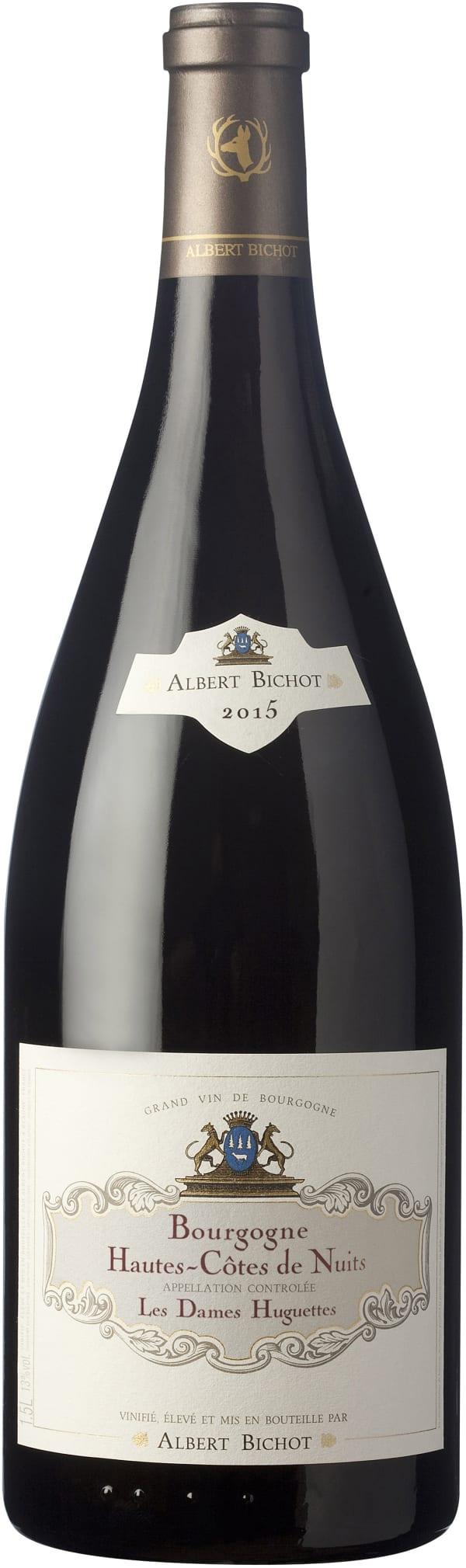 Albert Bichot Bourgogne Hautes-Côtes de Nuits Les Dames Huguettes 2015