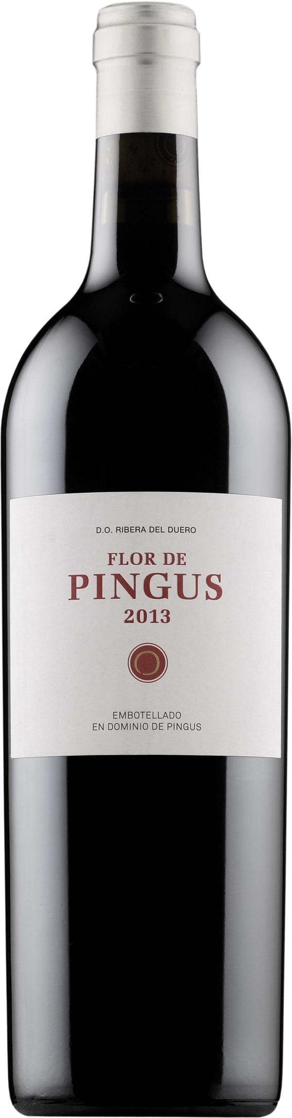 Flor de Pingus 2013
