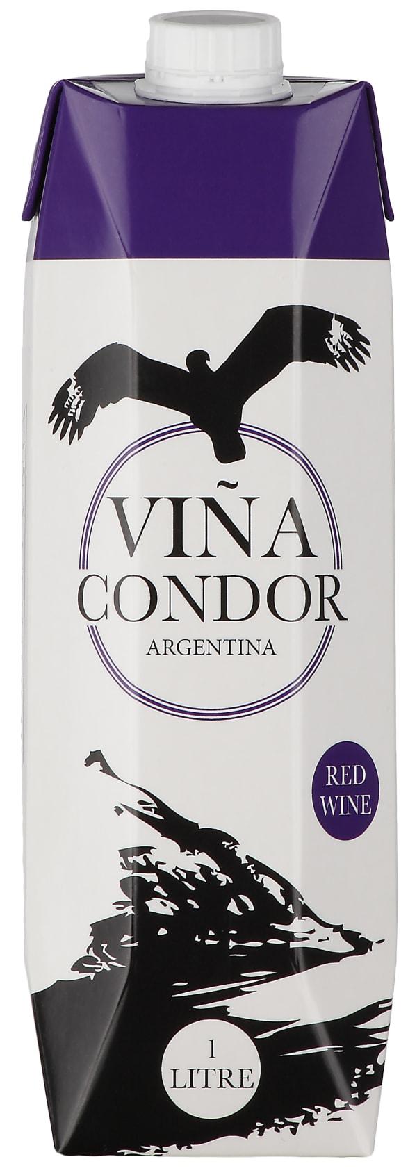 Viña Condor Malbec Shiraz 2015 kartongförpackning