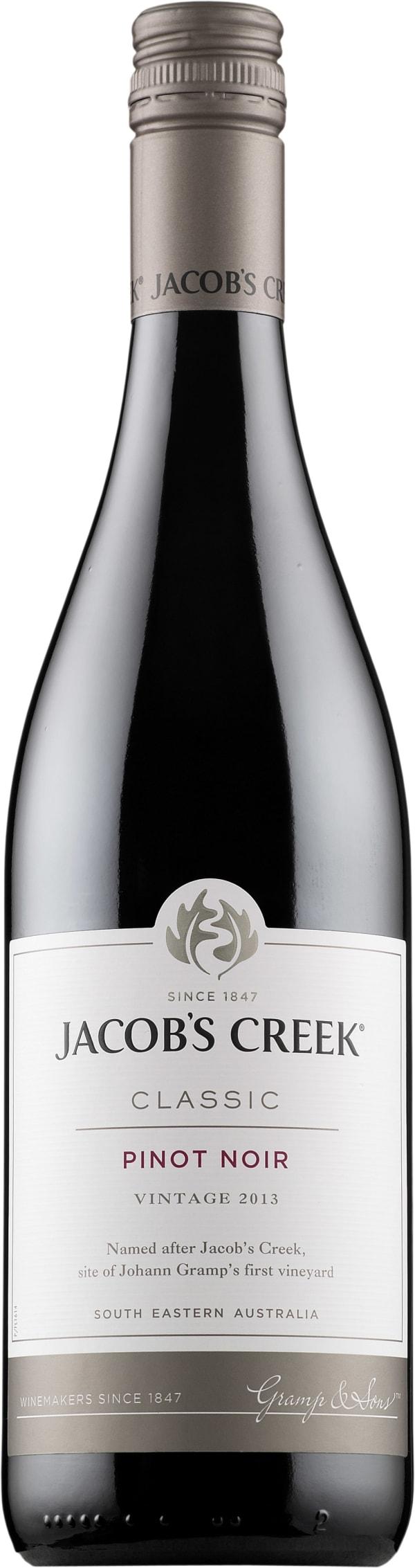 Jacob's Creek Pinot Noir 2016