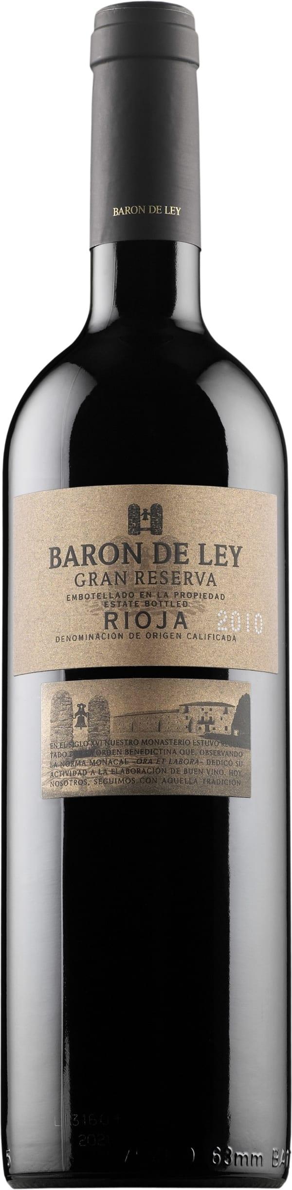 Baron de Ley Gran Reserva 2010