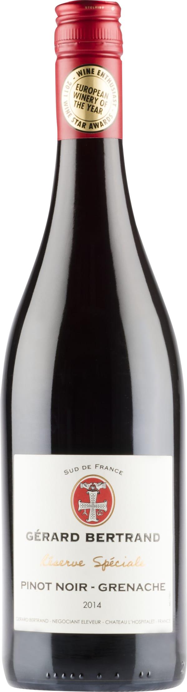 Gérard Bertrand Réserve Spéciale Pinot Noir Grenache 2014