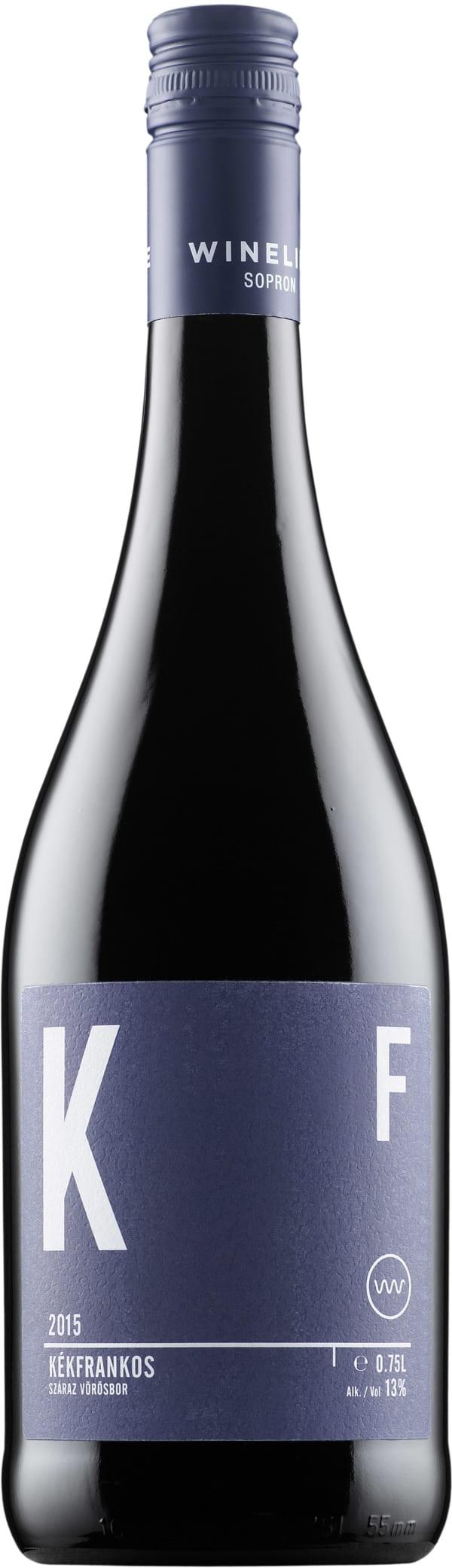 Winelife KF Kékfrankos 2015