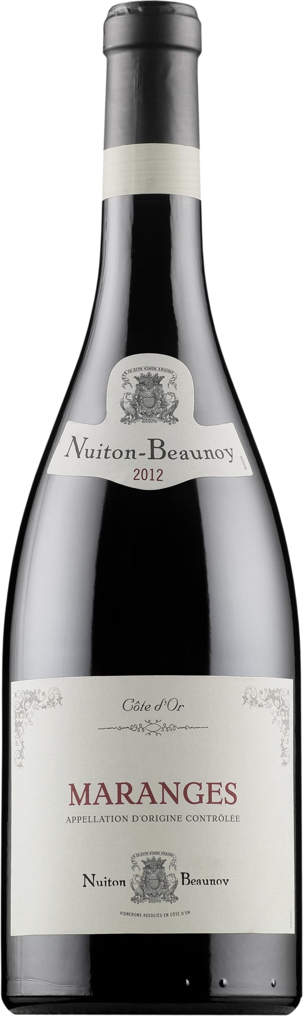 Nuiton-Beaunoy Maranges 2014