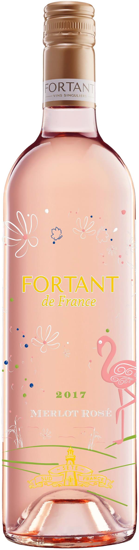 Fortant de France Merlot Rosé 2016