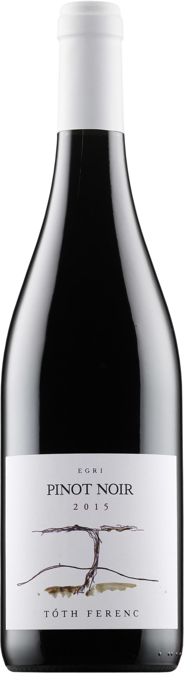 Tóth Ferenc Egri Pinot Noir 2015