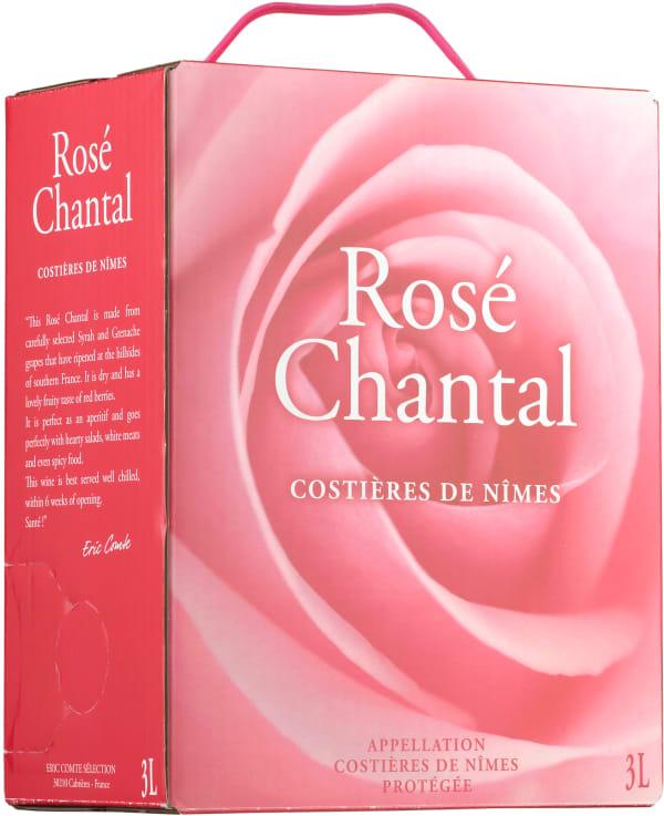 Rosé Chantal  lådvin