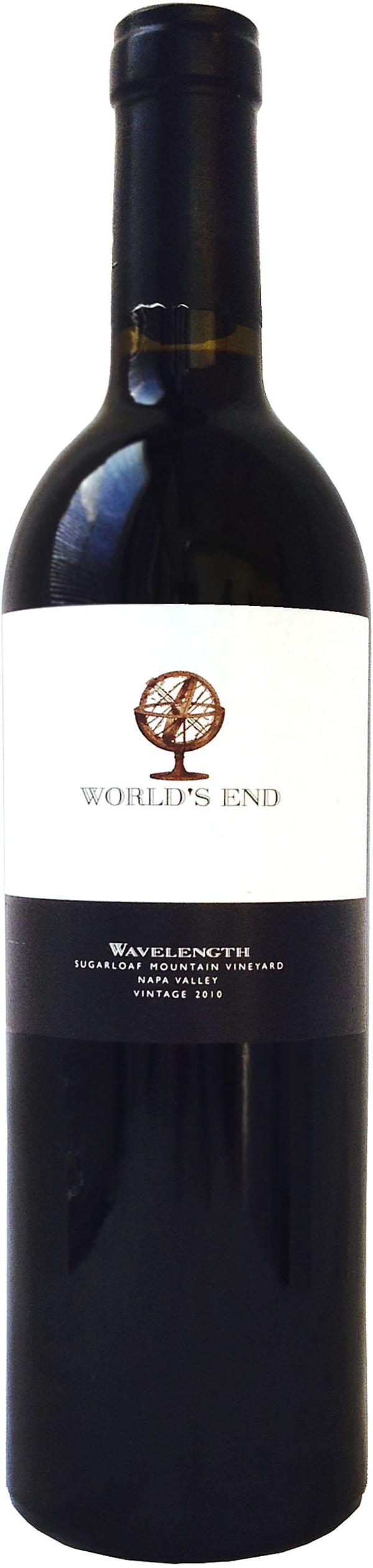 Worlds End Wavelength 2010
