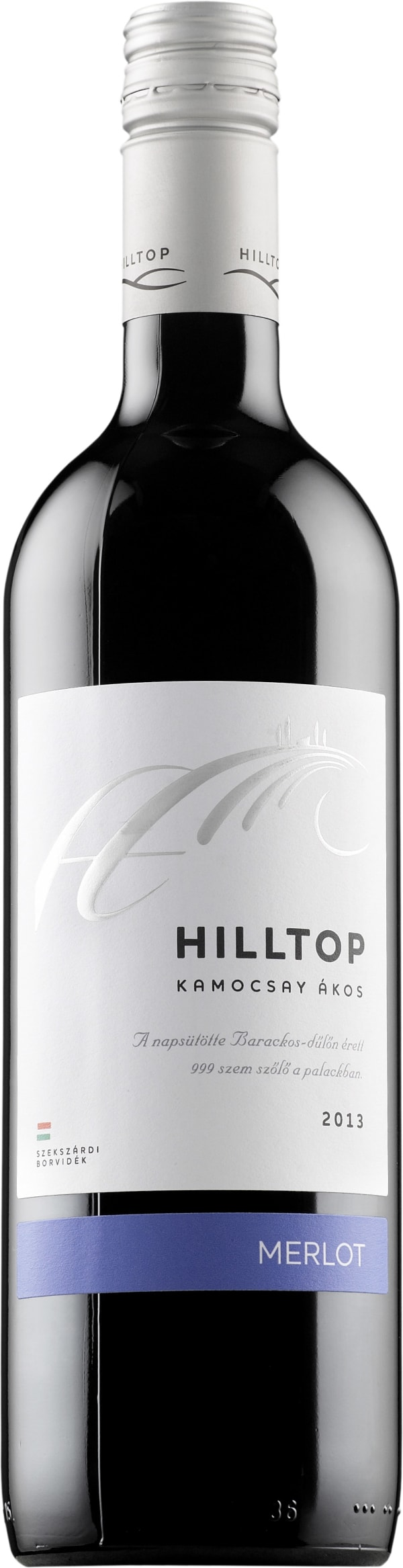 Hilltop Merlot 2013