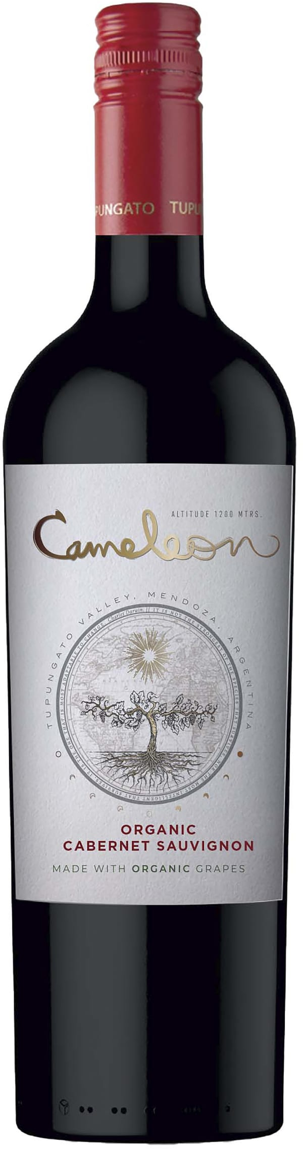 Cameleon Organic Cabernet Sauvignon 2016