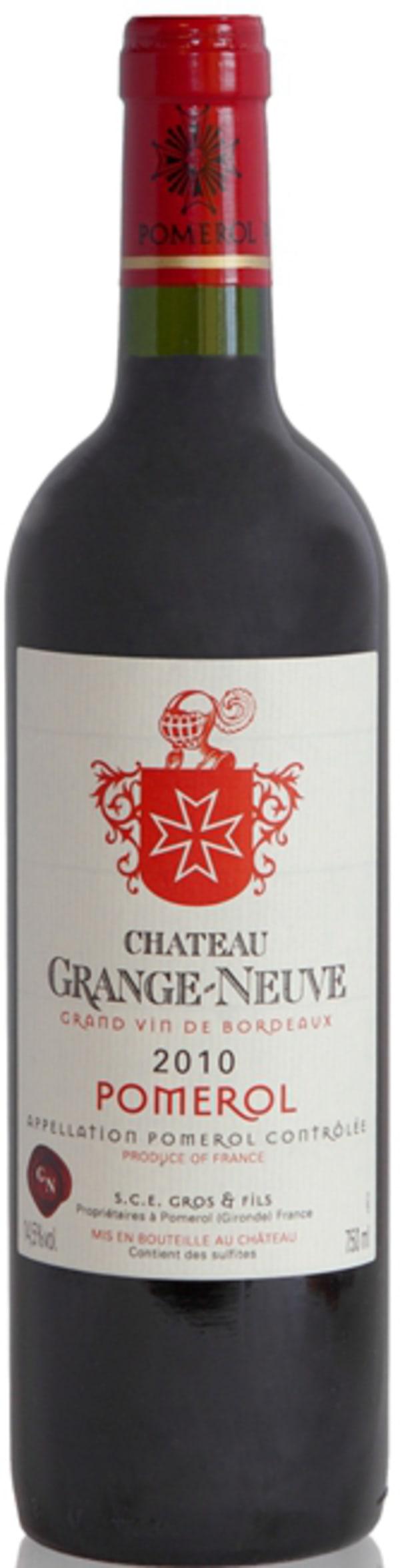 Château Grange-Neuve 2013