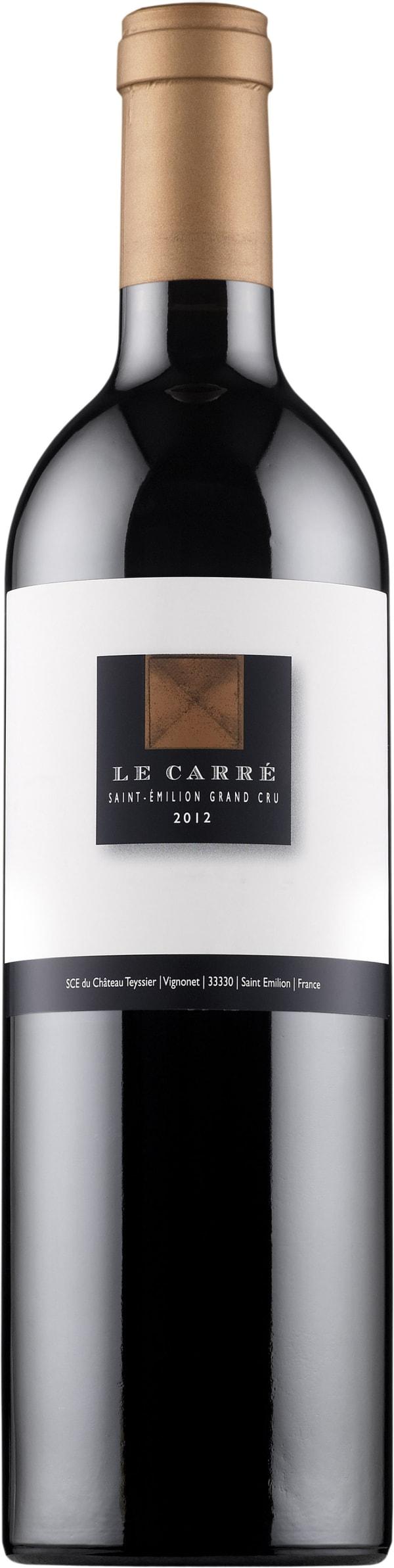 Le Carré 2012