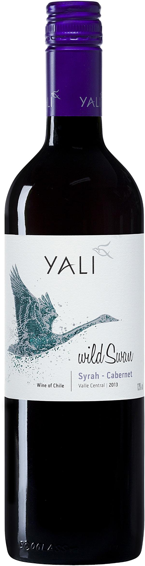 Yali Wild Swan Syrah Cabernet 2016