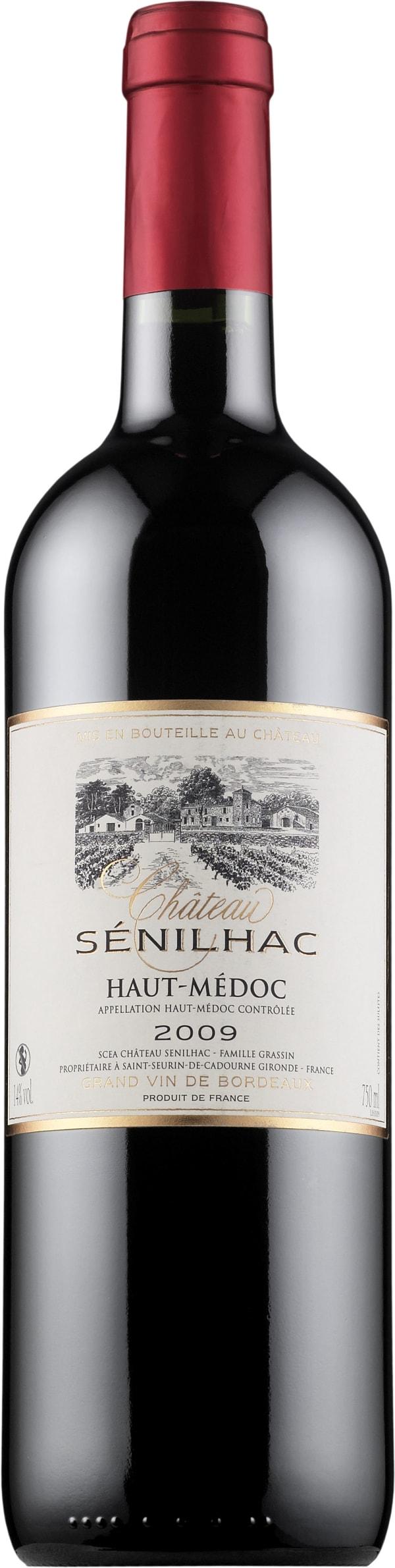 Château Sénilhac 2012