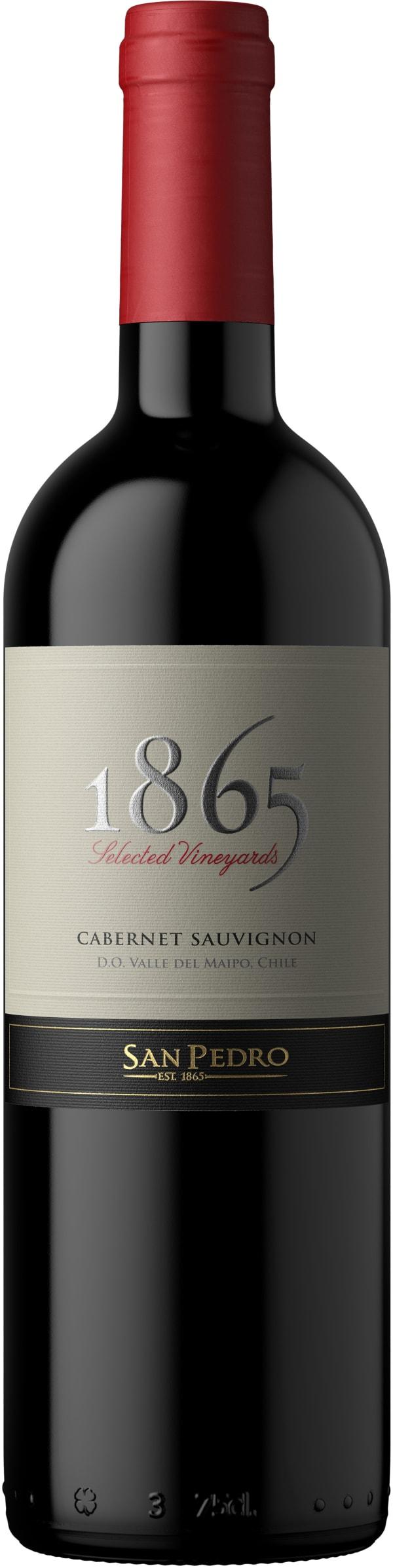 1865 Single Vineyard Cabernet Sauvignon 2014