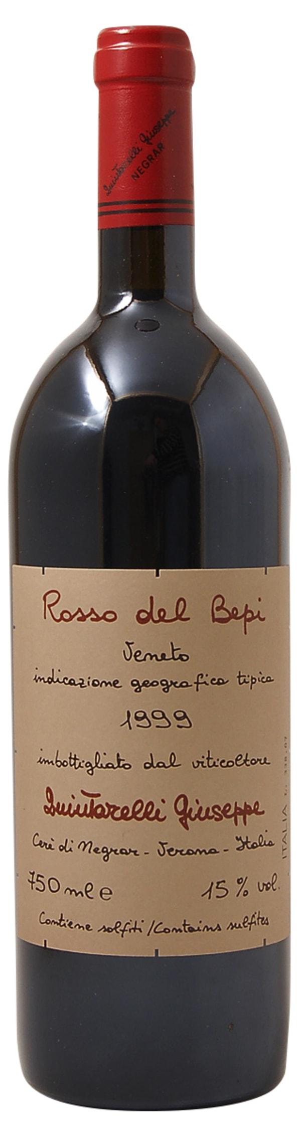 Giuseppe Quintarelli Rosso del Bepi 2008