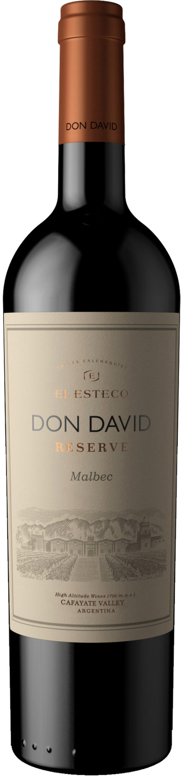 Don David Malbec Reserve 2015