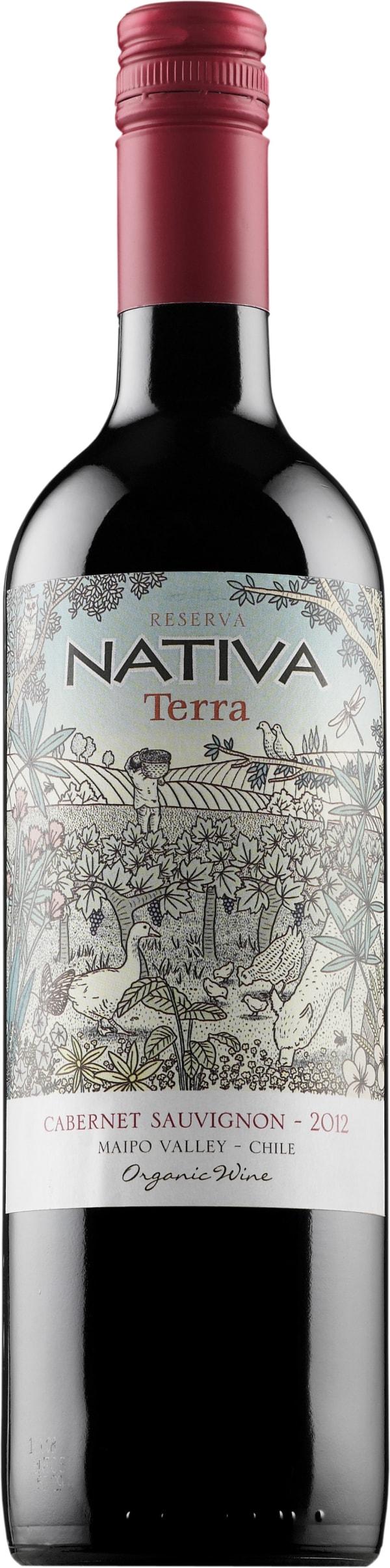Nativa Terra Reserva Cabernet Sauvignon 2015