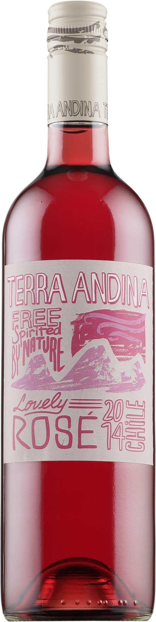 Terra Andina Lovely Rosé 2015