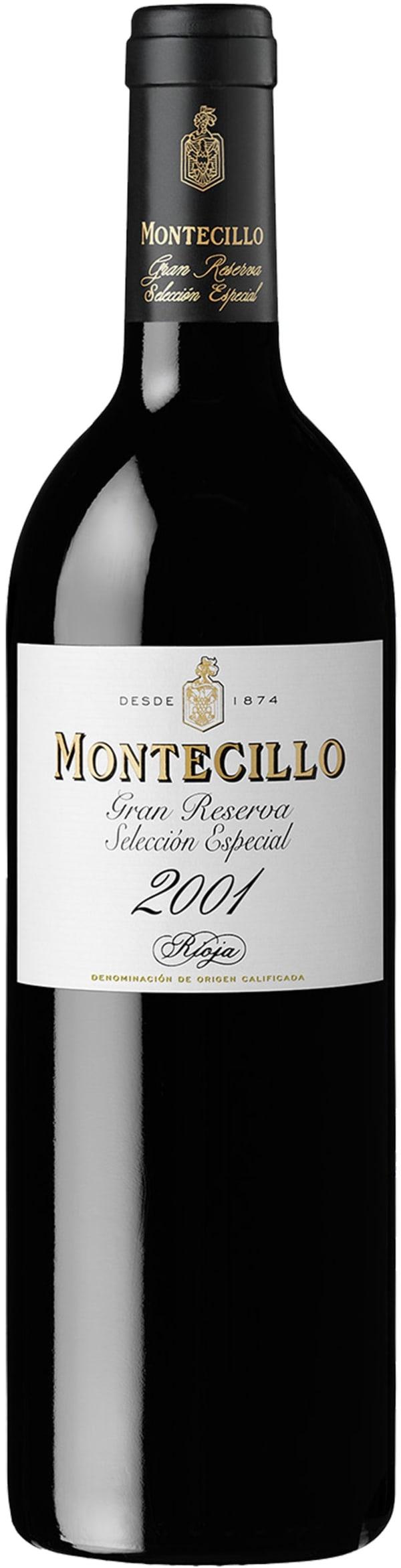Montecillo Gran Reserva Selección Especial 2001