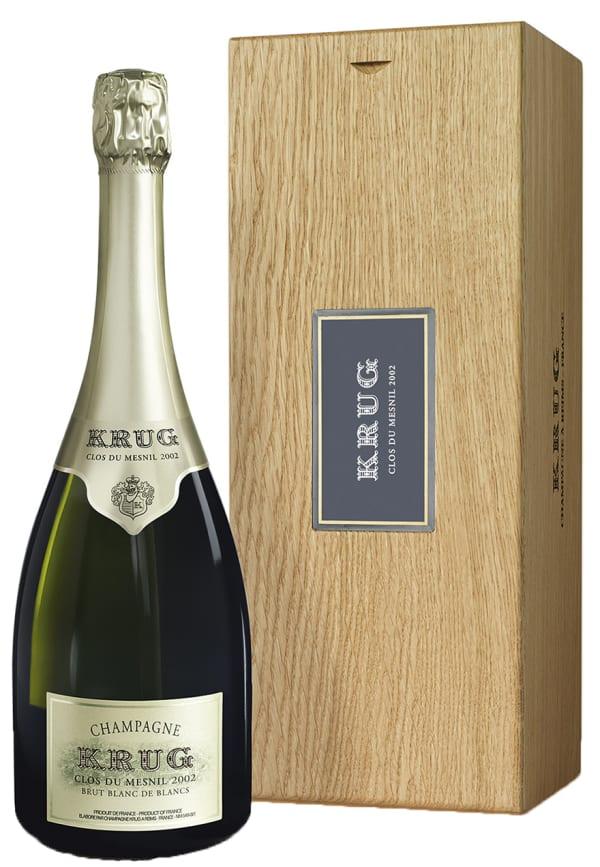 Krug Clos du Mesnil Champagne Brut 2002