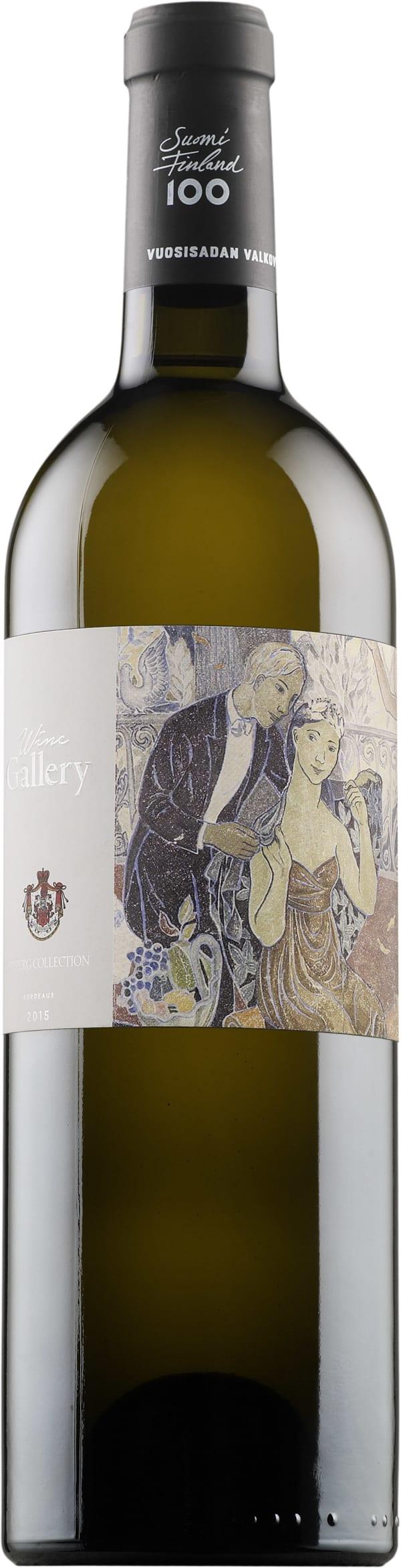 Wine Gallery Suomi Finland 100 Bordeaux Blanc 2015