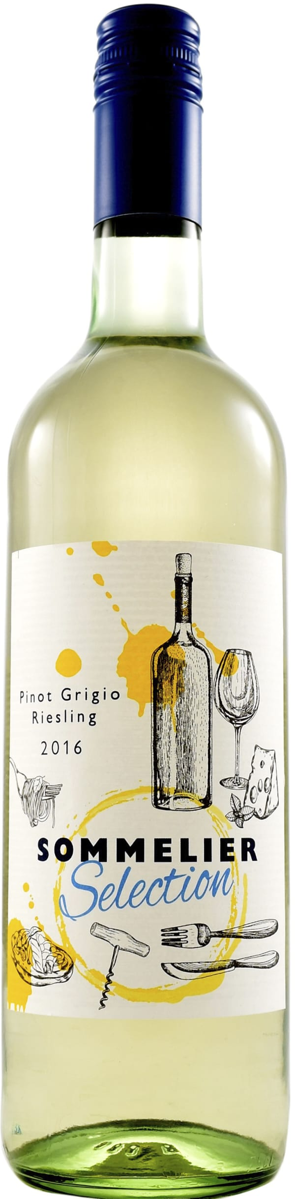 Sommelier Selection Pinot Grigio Riesling 2016