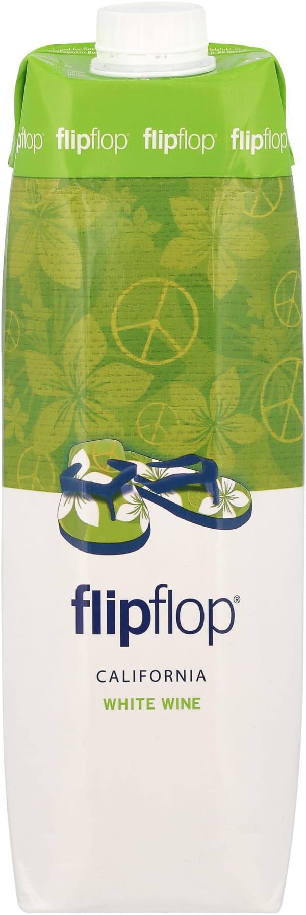 FlipFlop Californian White 2016 kartonkitölkki