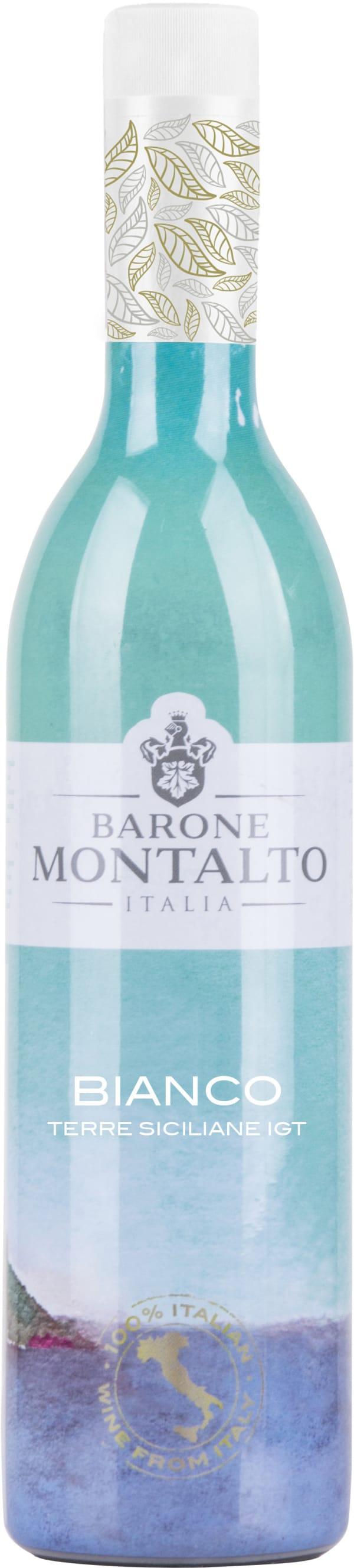 Montalto Grillo Sauvignon Blanc  2016 muovipullo